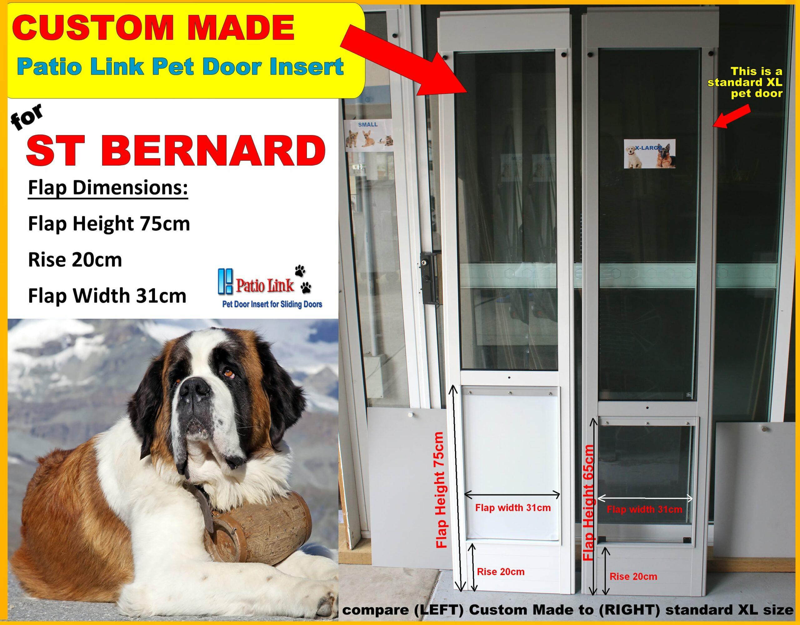 St Bernard custom
