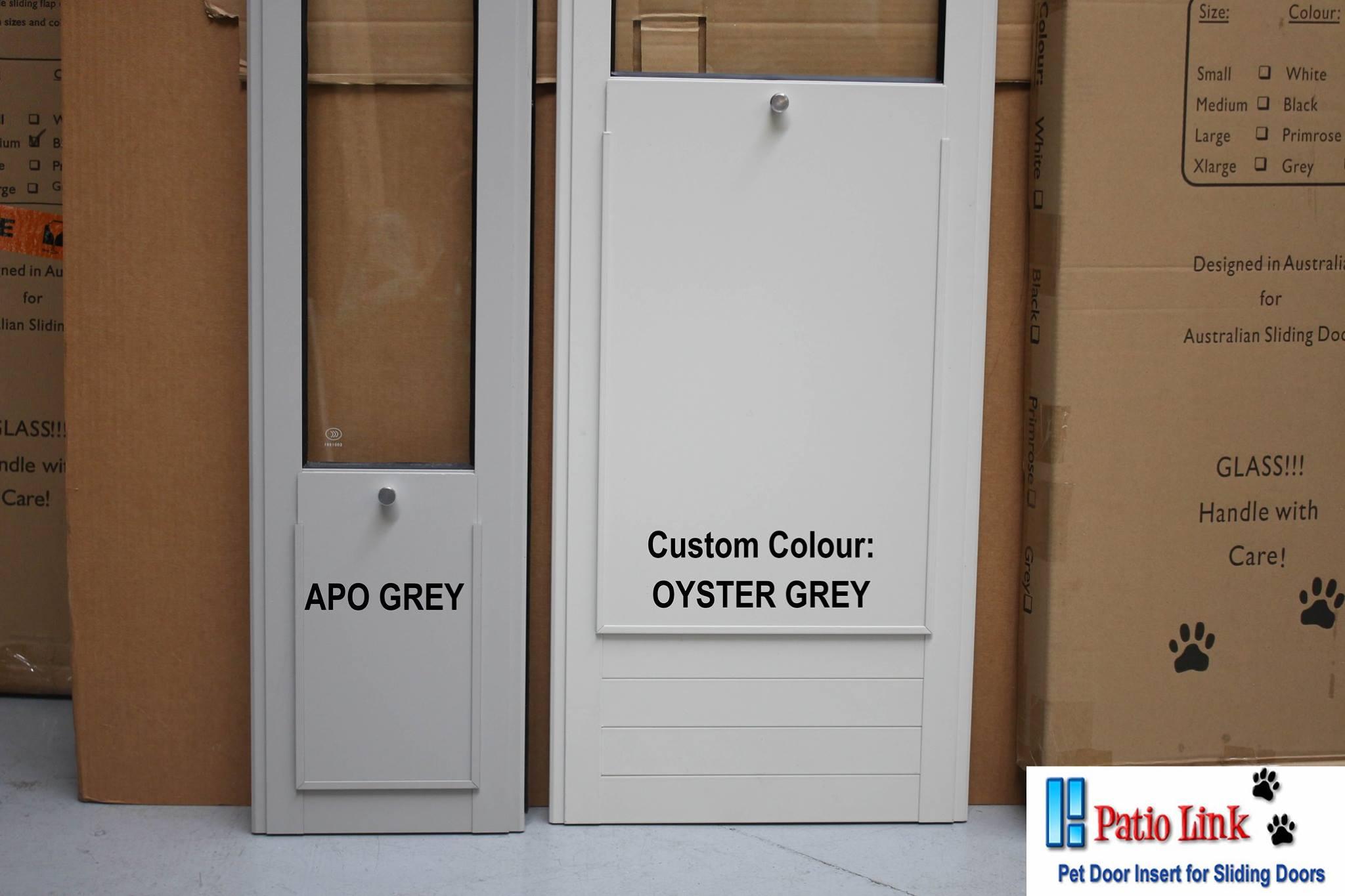 Standard VS Custom Colour
