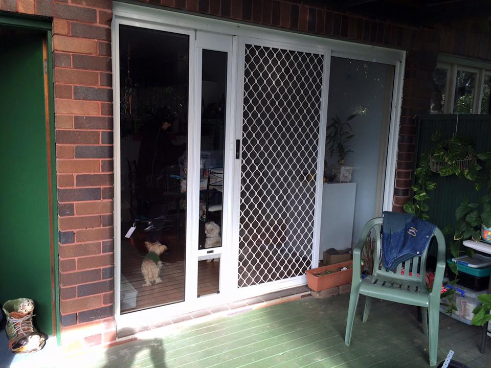 AFTER with New Panel and Pet Insert