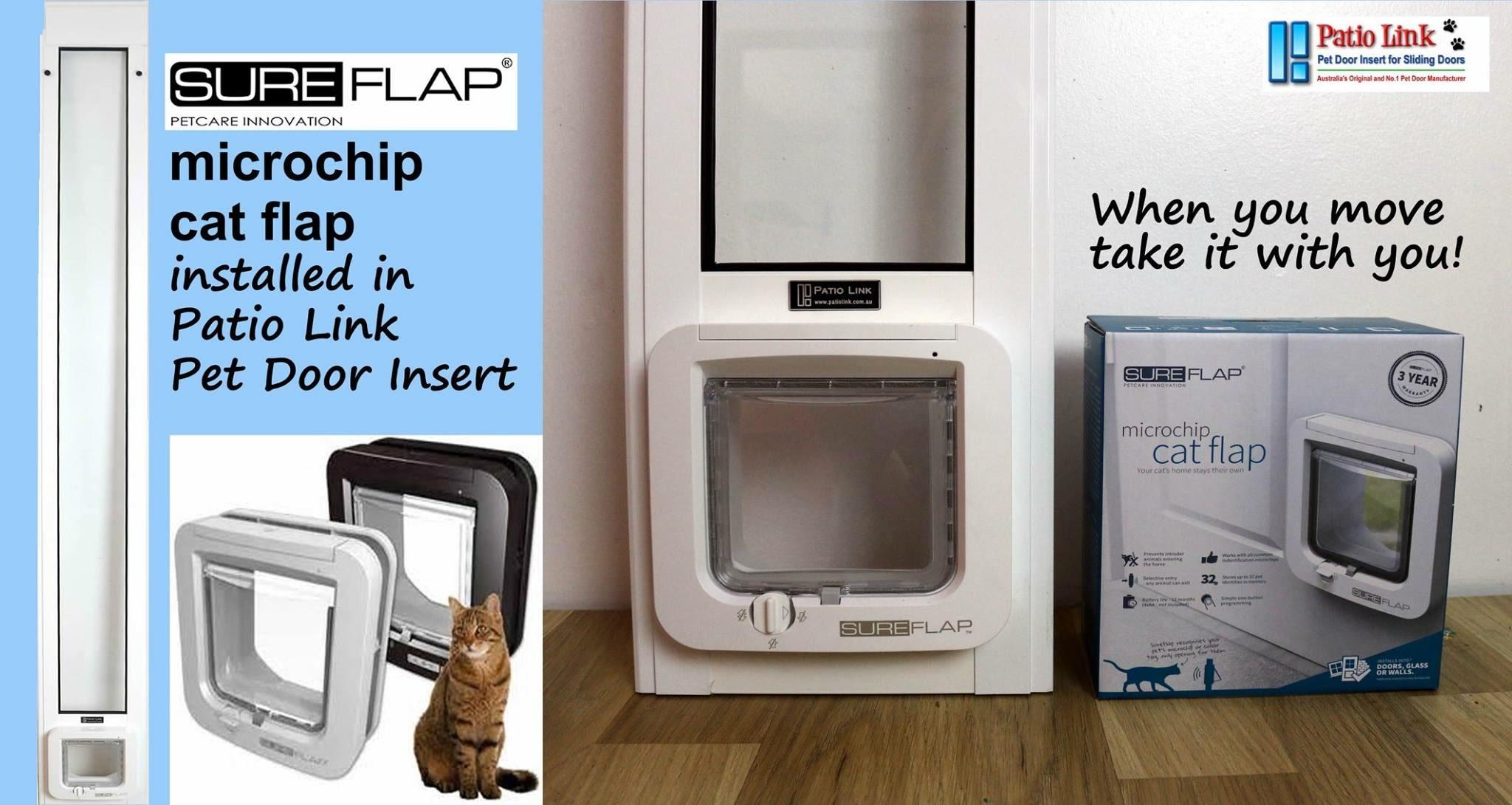 Microchip SureFlap Pet Door Insert